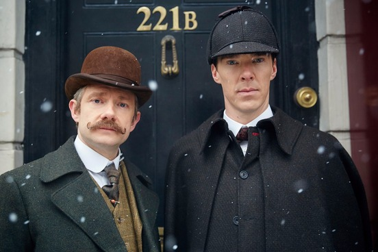sherlock holmes, Sherlock Holmes: ¿es mejor la versión de la tele o la de los libros?
