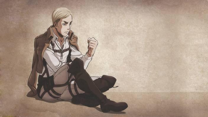 comandante Erwin, Attack on Titan: el comandante Erwin y cómo crear grandes personajes moralmente ambiguos