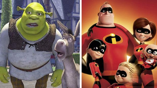 secuela, Shrek 2 vs Los Increíbles 2: cómo diferenciar una buena secuela de una mala