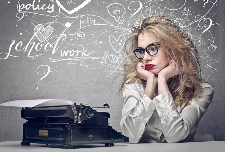 procesos creativos, Los procesos creativos: ¿cómo arrancar tus historias?