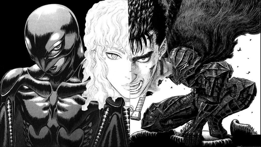 berserk, Berserk: ¿cómo hacer Dark Fantasy?
