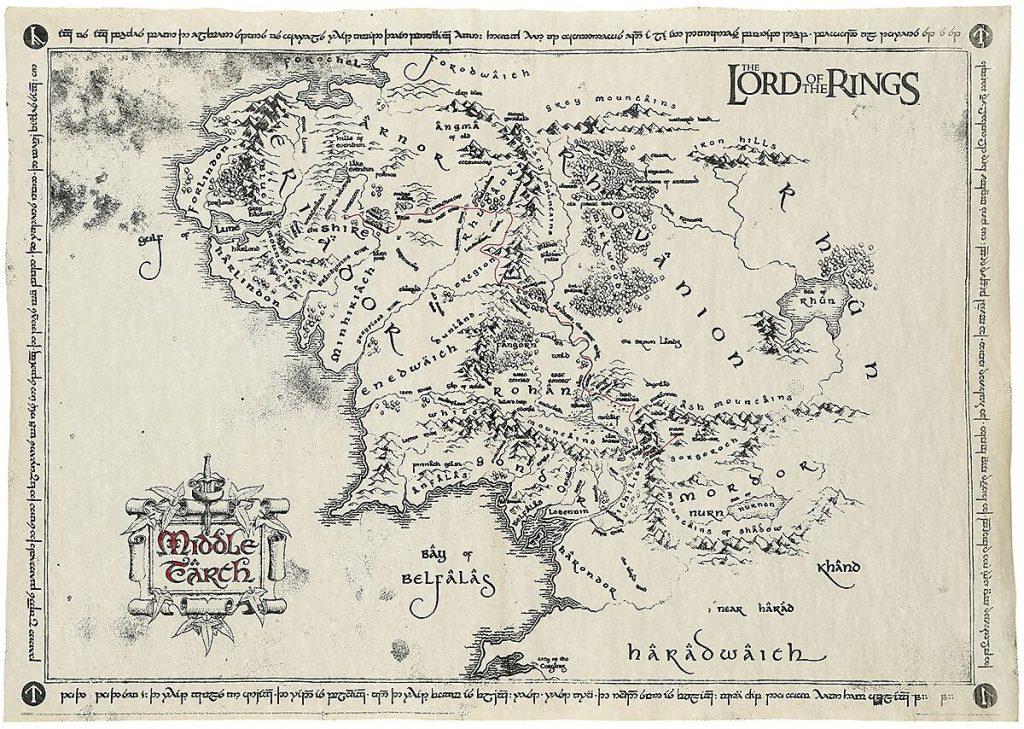 ubicaciones geográficas, Las ubicaciones geográficas en tus mundos de fantasía: ¿importan?