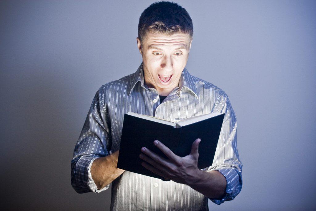 mantener entretenido al lector, ¿Cómo mantener entretenido al lector?