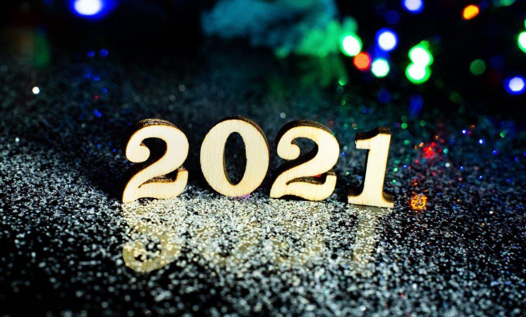 propósitos de año nuevo 2021, Los propósitos de Año Nuevo para escritores en 2021