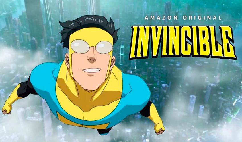 invencible, Invencible: los superhéroes y la fantasía oscura
