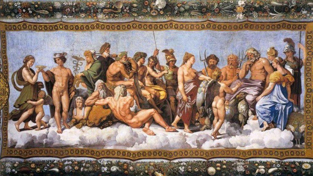 mitología, La mitología: ¿por qué los escritores deben explorarla?