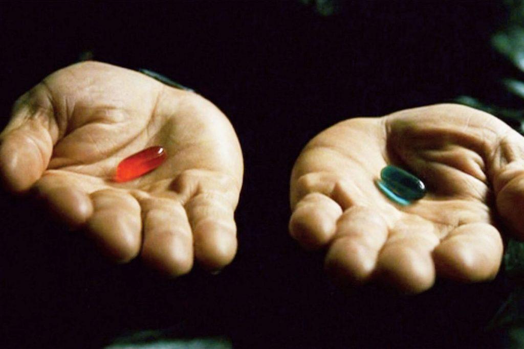 decisión como elemento narrativo, La decisión como elemento narrativo