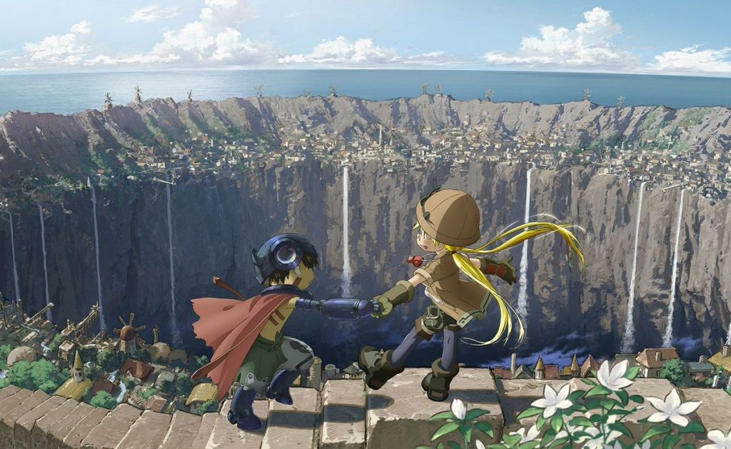 made in abyss, Made in Abyss: hay algo especial aquí…
